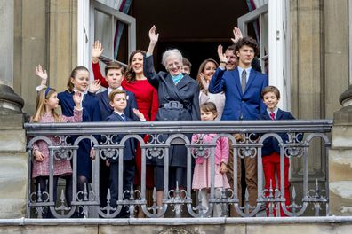 Danish royal family Princess Marie and Prince Joachim welcome new dog