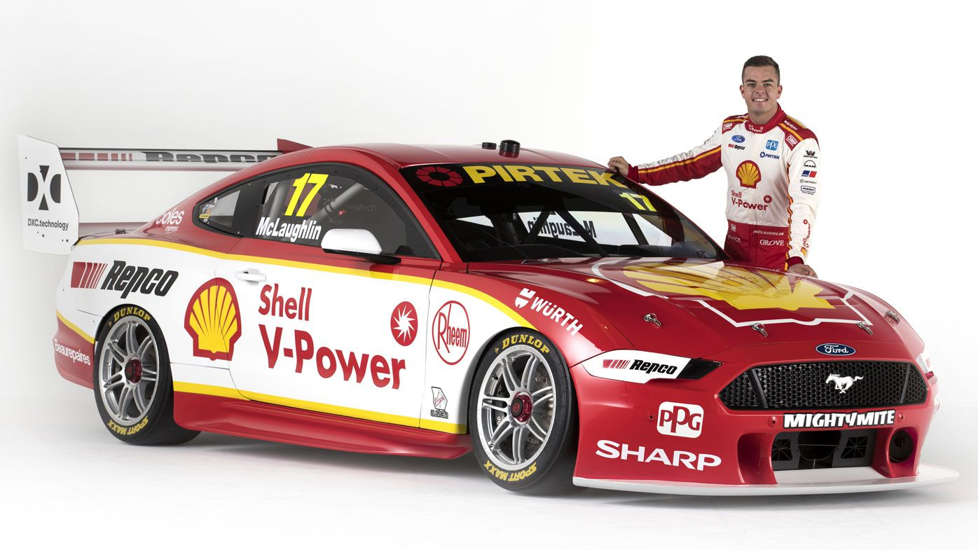 DJR Penske Ford Mustang livery revealed with 'polarising' response, replacing Falcon