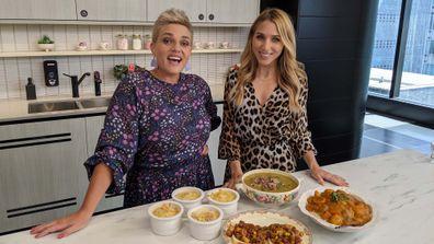 Jane de Graaff and Britt Cohen cook classic Nan recipes