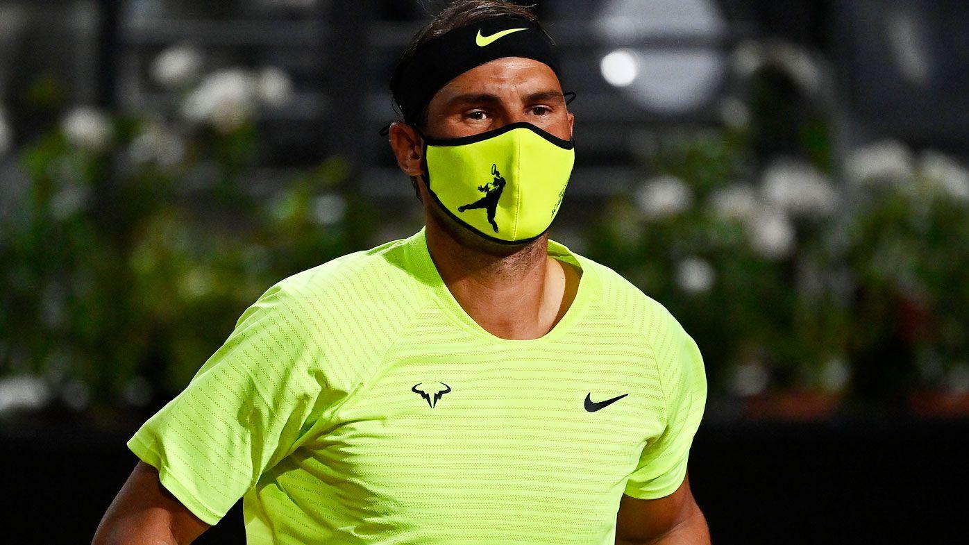 Rafael Nadal. (Getty)