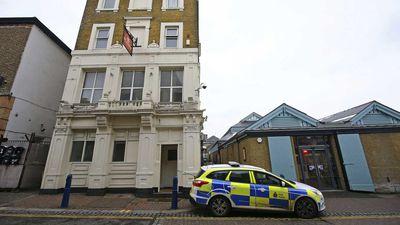 UK man in court over nightclub car drama
