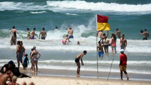 Surfers Paradise Beach is close to the Commonwealth Games event.