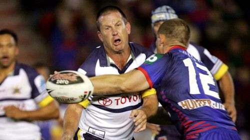 Former Queensland star Jason Smith on cocaine trafficking charge