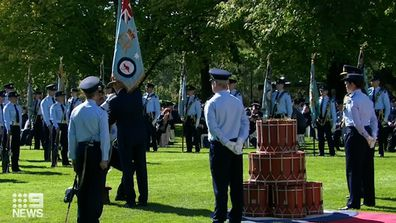 RAAF Centenary Celebrations UK