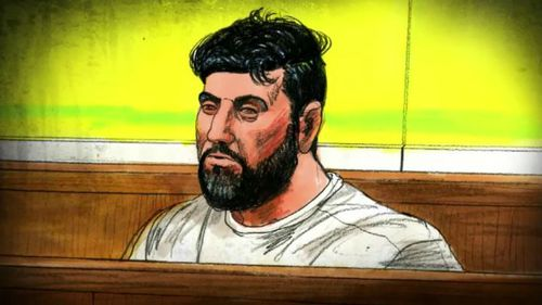 Saeed Noori has been sentenced to life in prison.