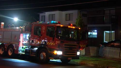 Man plays 'Firestarter' song after car allegedly torched in Melbourne
