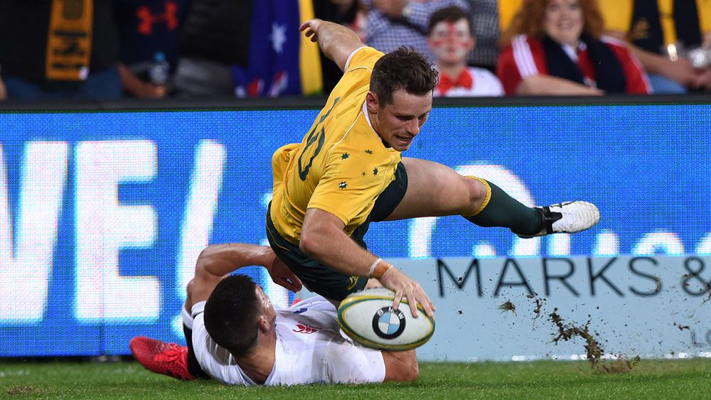 Cheika: Foley try should have stood