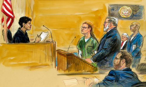 Butina has agreed to cooperate with investigators. She'll remain jailed while awaiting sentencing.