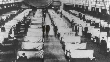 Pandemics throughout history, as coronavirus outbreak intensifies
