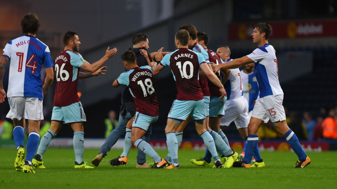 League Cup: Saints stunned, pitch invasion mars Burnley win