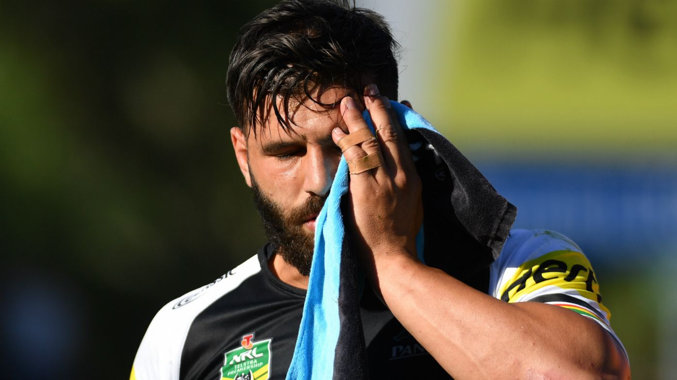 Panthers sign Josh Mansour to new NRL deal