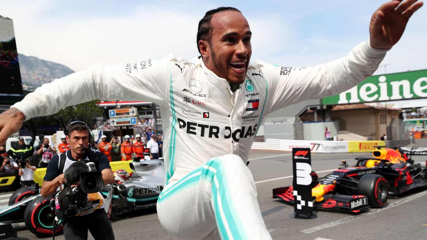 F1 world champion Lewis Hamilton questions his future amid coronavirus shutdown