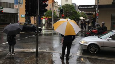 Sun comes out Sunday after Sydney gets drenched