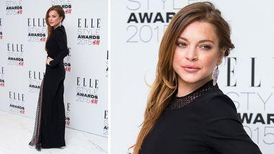 Lindsay Lohan. (Getty)