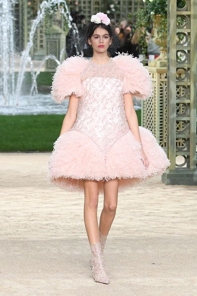 <p>The curtain has closed on the fashion extravaganza that is Paris Haute Couture Fashion Week. A week-long event where modern art and high fashion come together, this year&rsquo;s Spring/Summer shows were heavy on pastels, glamour and star power.</p> <p>Australian designer Kym Ellery debuted her first Haute Couture collection for her namesake label, having prepped her pieces before the show in an apartment that once belonged to Coco Chanel.</p> <p>Cindy Crawford&rsquo;s mini-mi daughter made her Couture debut in a dreamy gown for Chanel and Bella Hadid kept her cool on the runway at Alexandre Vauthier when she almost exposed more of herself than expected.</p> <p>But the fashion amazement didn't stop there with the world's most-admired designers revealing incredible new pieces that we'll likely be talking about for decades to come. </p> <p>Here, some of the most memorable moments of Paris Haute Couture Fashion Week Spring/Summer '18.</p>