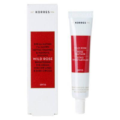 "<a href=""http://mecca.com.au/korres/wild-rose-eye-cream/I-021598.html"" target=""_blank"">Korres Wild Rose Eye Cream, $50.</a>"