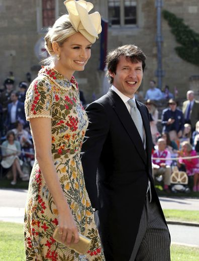James Blunt Royal Wedding