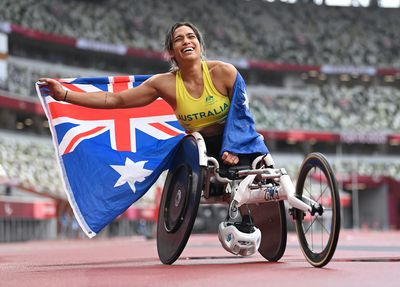 Paralympic heroes win gold