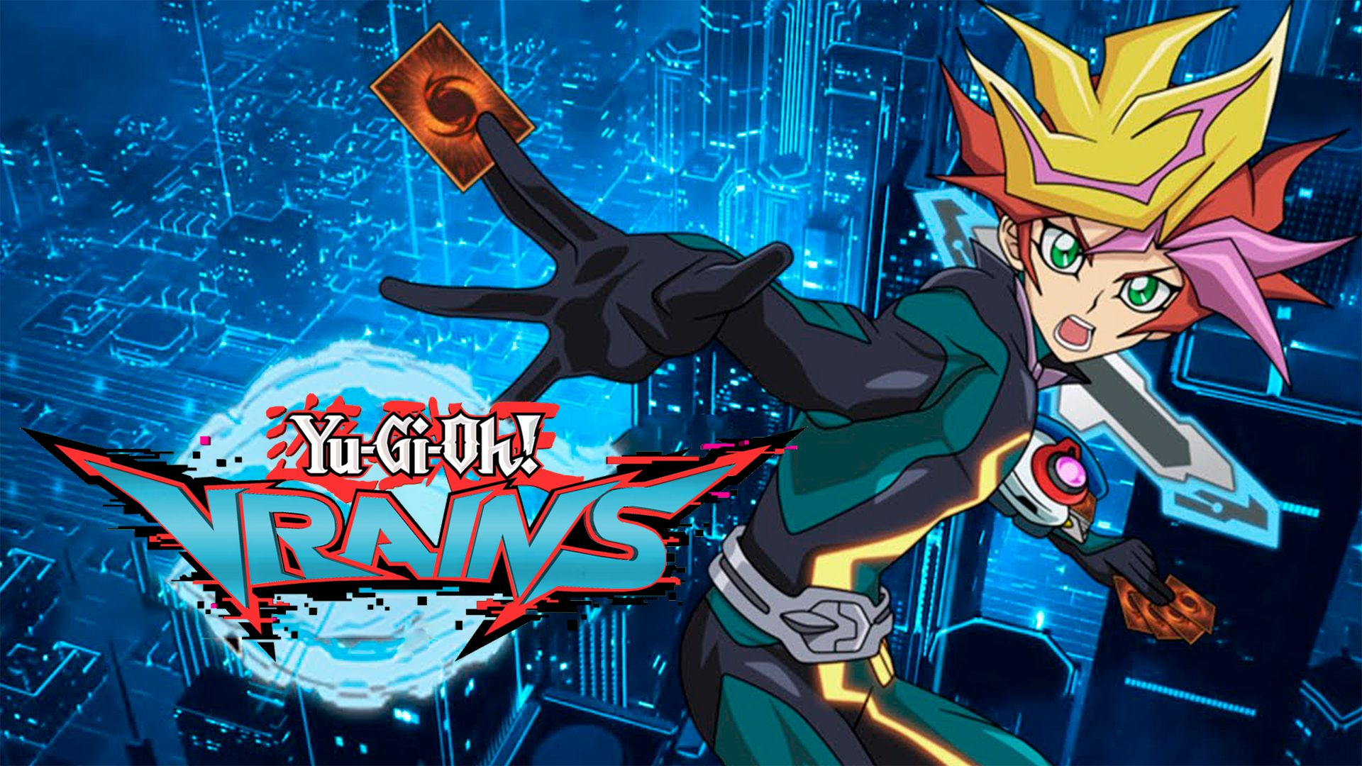 Watch Yu-Gi-Oh! Vrains 2017, Catch Up TV