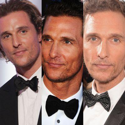 <p>Matthew McConaughey, 46</p>
