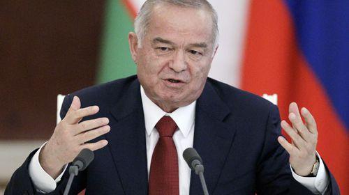 Uzbek President Islam Karimov. (Getty)