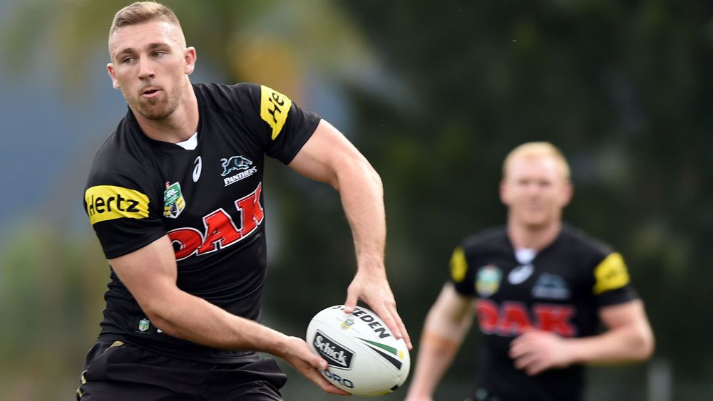 Bryce Cartwright quits Penrith Panthers for Gold Coast Titans