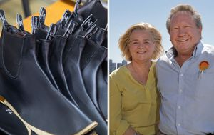 Iconic Australia bootmaker RM Williams bought by mining tycoon Andrew 'Twiggy' Forrest