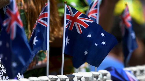 Senator Di Natale said January 26 was a date that divided the nation. (Image: AAP)