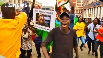 Mugabe shrugs off resignation pressure