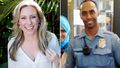 Cop who 'shot Justine Ruszczyk' charged with third-degree murder