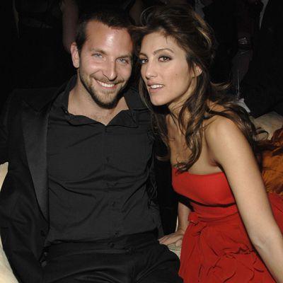 <p>Bradley Cooper and Jennifer Esposito</p>