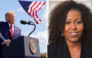 Michelle Obama assails Trump as Democrats open convention