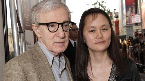 Woody Allen directed sex scene as scandal broke