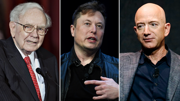 A leaked report has revealed the income tax records of some of the world's wealthiest people, including Warren Buffett, Elon Musk and Jeff Bezos.