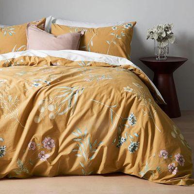 Elm Floral Quilt Cover Set — Target