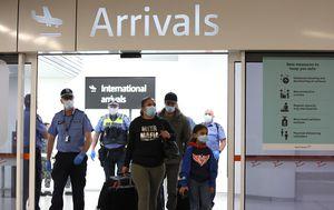 NSW Premier asks other states to 'cough up' for quarantine costs