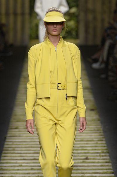 Max Mara, spring/summer '17, Milan Fashion Week