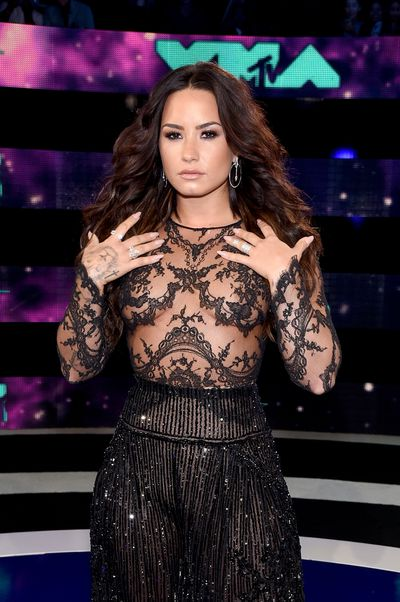 <p>The MTV VMAs are like Christmas for Hollywood stylists as pop stars and Insta-celebrities abandon all dress codes and wear whatever they want - or can beg, borrow and steal from a stylist.</p> <p>Here are the most stylish, outrageous and intriguing ensembles on the red carpet in 2017.</p> <p>Demi Lovato in Zuhair Murad at the 2017 MTV VMAs in LA, August 27.</p>