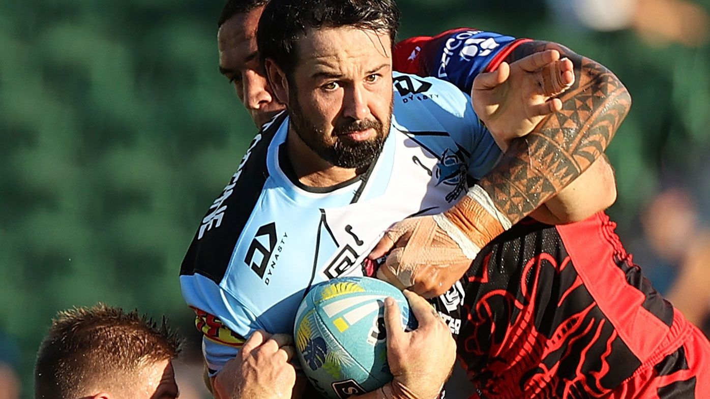 Cronulla's Aaron Woods fit, firing for 2020 season as Sharks try to fill Gallen hole