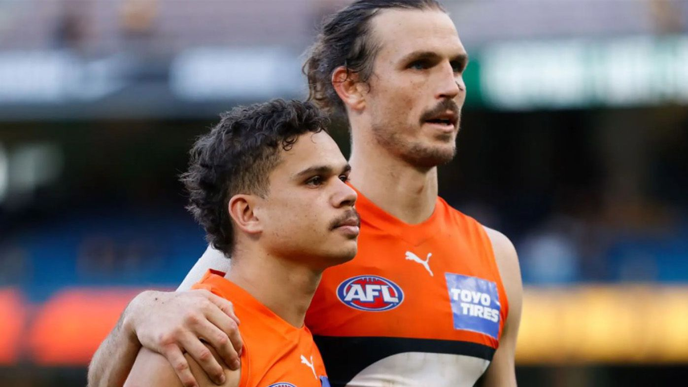 GWS speed demon Bobby Hill's Essendon trade request angers Port Adelaide great Kane Cornes