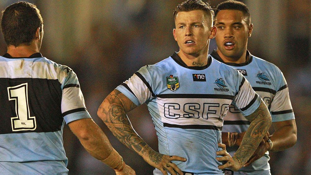 Todd Carney. (Getty-file)