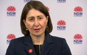 Premier Gladys Berejiklian joins Peter Overton live to discuss pandemic