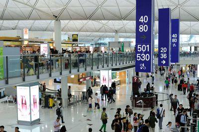 <strong>#3 Hong Kong International Airport [HKG, HONG KONG, HONG KONG]</strong>