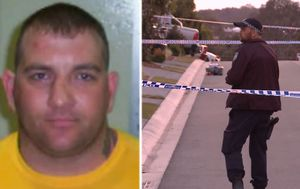 At least nine shots fired into bikie Shane Bowden's BMW in Gold Coast execution-style ambush
