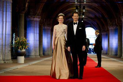 Alois, Hereditary Prince of Liechtenstein and Sophie, Hereditary Princess of Liechtenstein