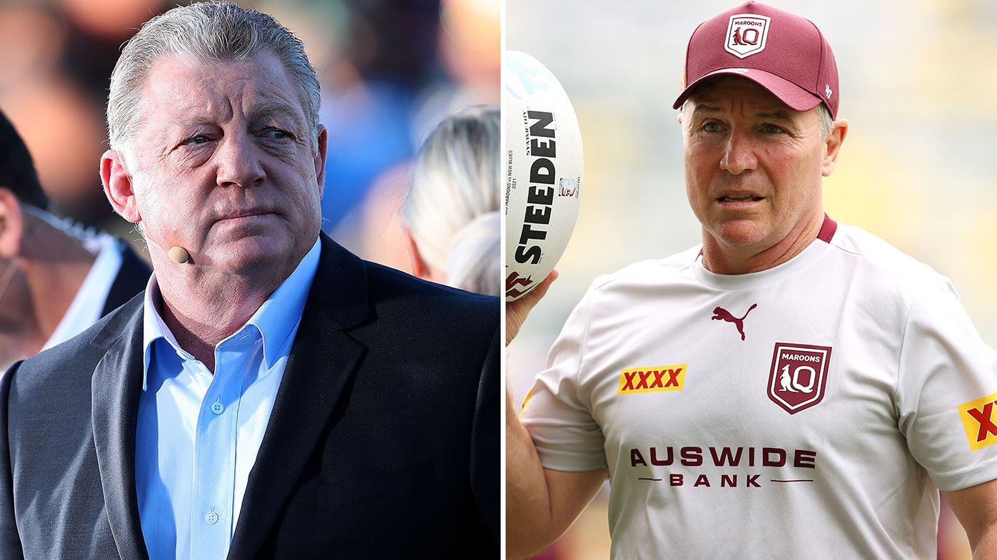 'He didn't show leadership': Phil Gould confident Paul Green won't remain as Maroons coach