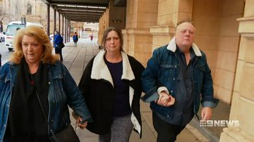 Wife stabber jailed for nearly a decade