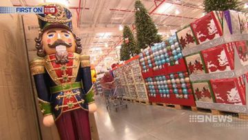 VIDEO: Shoppers set for Christmas shopping season