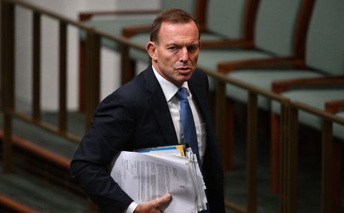 Mr Abbott was not convinced by a meeting of the Coalition's energy sub-committee, because there wasn't enough being done to reduce electricity prices. Picture: AAP.