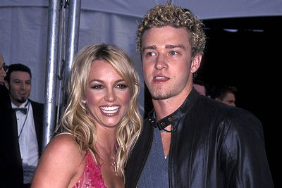 """Before Kimye, there was … Justny! Alright so we may have just invented the name, but Justin Timberlake and Britney Spears were <i>the</i> couple of the nineties. Unfortunately their relationship was not as quaint as their double denim outfits would have us believe.  <br/><br/>In 2002, Timberlake addressed rumours that Spears allegedly cheated on him with his hit 'Cry Me a River', which sings """"You don't have to say what you did, I already know, I found out from him."""" Tut tut, Britney. Did the Mickey Mouse Club mean nothing to you?<br/>"""